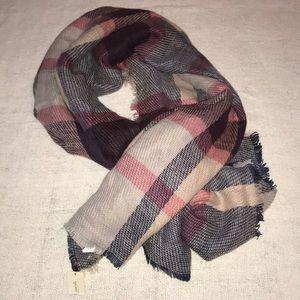 Francesca's wrap blanket scarf 🧣